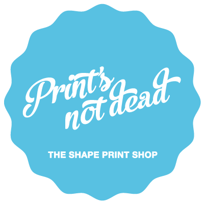 The Shape Print Shop
